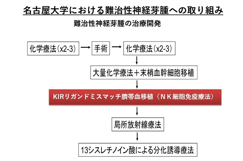 名古屋大学における難治性神経芽腫への取り組み