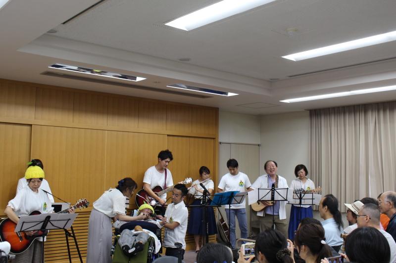 副腎白質ジストロフィー(ALD)と闘う太田佑弥さんを支えるゆーや'sバンドがライヴを開催