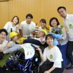 ALDと闘う太田佑弥さんを支えるゆーや'sバンドがライヴを開催