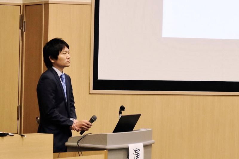 東京都立小児総合医療センター 血液・腫瘍科の松井基浩先生
