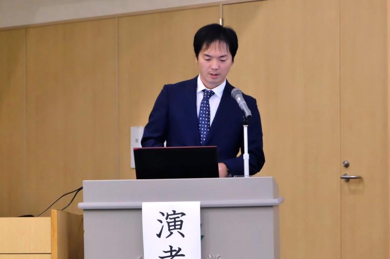 子どものがん経験者と家族の会 つながる輪 代表 斉藤真光さん