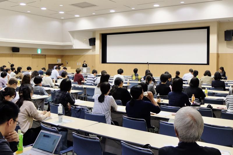 中部小児がんトータルケア研究会を名古屋大学医学部附属病院で開催