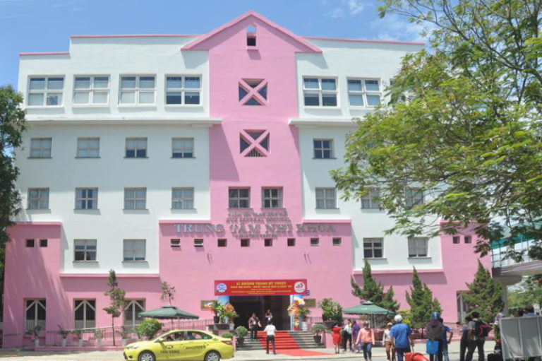 ベトナム・保健省フエ中央病院