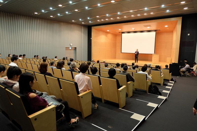 名古屋小児がん基金設立記念講演会