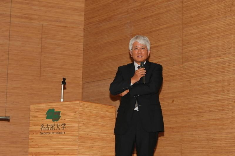 小島勢二先生:名古屋小児がん基金設立記念講演会
